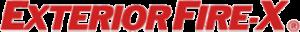 Exterior Fire-X™ Logo