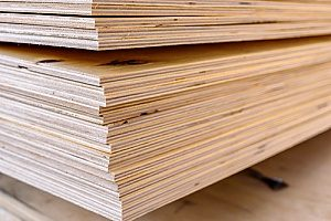 stacks of lumber in Springfield, VA