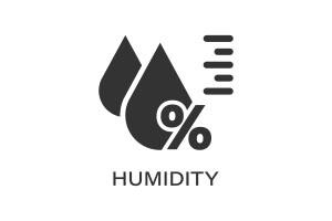 Humidity symbol