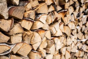 kiln-dried wood is becoming more popular