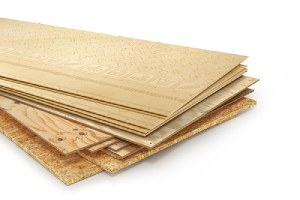 Different sizes of waterproof plywood