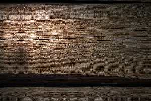 Closeup of weathered wood. Wood preservatives can preserve the longevity of wood