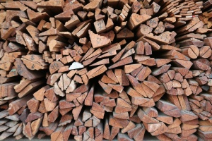 pile of wood from a Wholesale Lumber Supplier